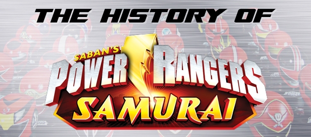 History Of Power Rangers Power Rangers Samurai Welcome To Atop